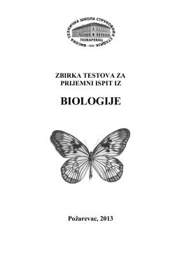 Biologija - Fakulteti