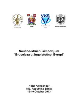 Bruceloza u Jugoistočnoj Evropi - Veterinarski specijalistički institut