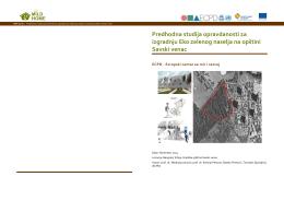 Predhodna studija opravdanosti za izgradnju Eko zelenog