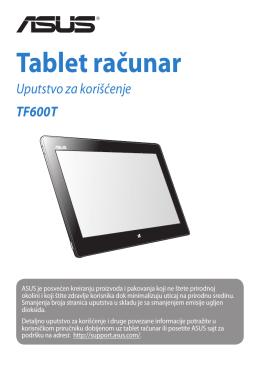 Tablet računar