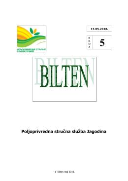 Poljoprivredna stručna služba Jagodina 5