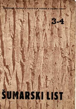 ŠUMARSKI LIST 3