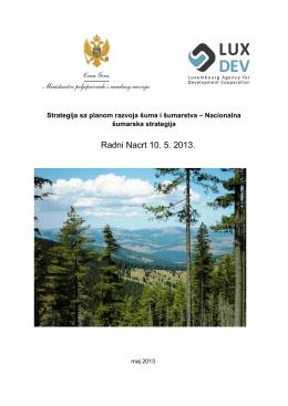 Radni Nacrt 10. 5. 2013. - Ministarstvo poljoprivrede i ruralnog razvoja