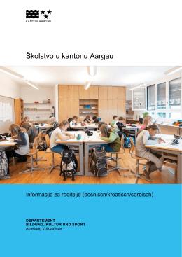Fact Sheet - beim Kanton Aargau