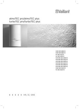 Uputstva za rukovanje Uputstva za rukovanje atmoTEC