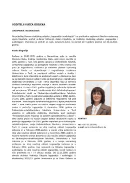 voditelji odsjeka.pdf - Edukacijsko