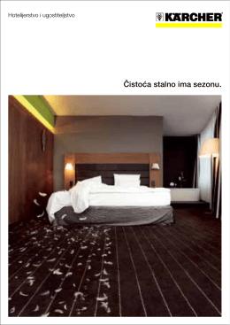 Hotelijerstvo i ugostiteljstvo
