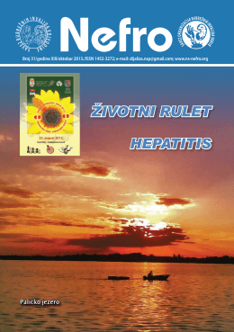 Nefro br 31.pdf - Savez bubrežnih invalida Vojvodine