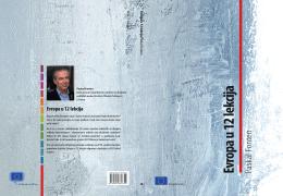 Evropa u 12 lekcija - Delegacija Evropske Unije u Republici Srbiji