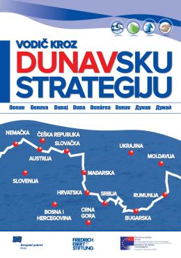 Vodič kroz Dunavsku strategiju
