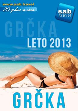 Grčka - SAB Travel