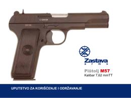 Pištolj M57 - Zastava-arms