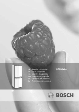KGN33V04 - Bosch kućni aparati