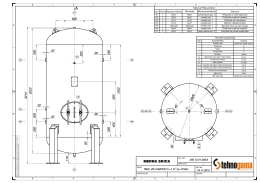 Vertikalni rezervoar 1000 L