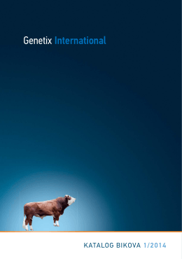 Genetix International katalog 2014.indd