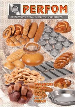 Plehovi i tepsije za pekare