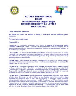 Pročitajte sadržaj cijelog pisma u PDF dokumentu.