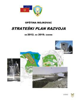 Strateški plan Opštine Mojkovac 2012-2019.godine
