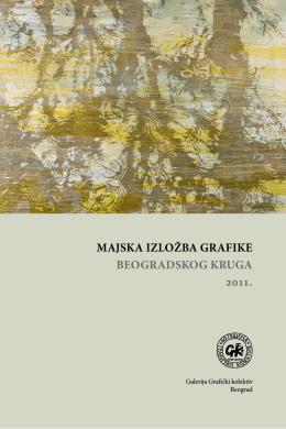 Majska izložba grafike beogradskog kruga 2011.
