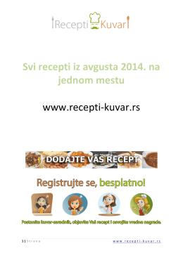 kuvara - Recepti & Kuvar