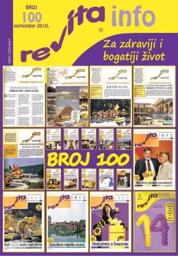 REVITA Info broj 100 (.pdf)