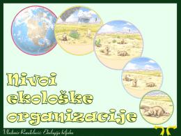 Biotički sistemi - Vladimir Ranđelović