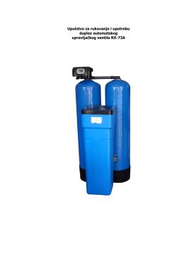 Omekšivači vode RX-73A