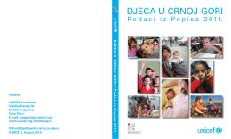 Djeca u Crnoj Gori
