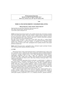 """Konferencija """"Novi horizonti saobraćaja i komunikacija 2011"""""""