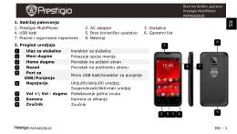 Prestigio Multiphone 4020