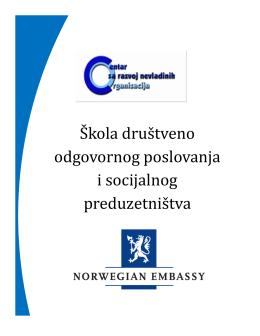 PROGRAM SKOLE.pdf - CRNVO Centar za razvoj nevladinih