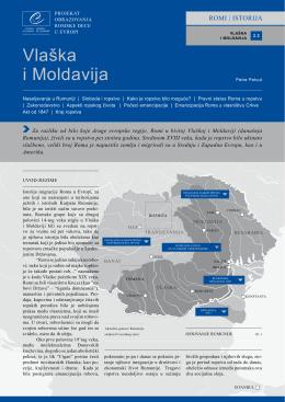 Vlaška i Moldavija