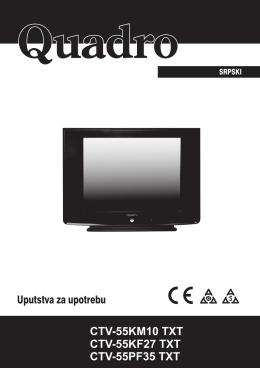 CTV-55PF35 TXT--UM-SER