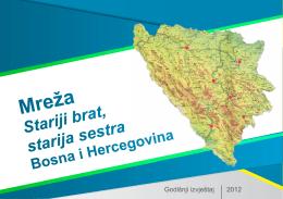 Godišnji izvještaj Mreže Stariji brat, starija sestra BiH - narko-ne
