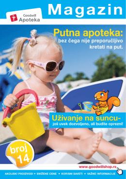 Putna apoteka: