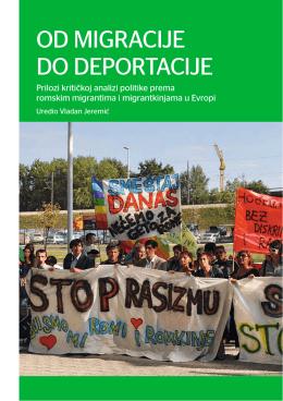 Od migracije do deportacije. Prilozi kritičkoj analizi politike prema