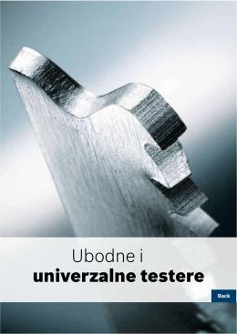 Ubodne i univerzalne testere