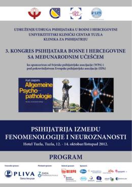 Untitled - Udruženje/Udruga psihijatara u Bosni i Hercegovini