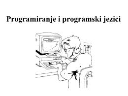 Програмирање и програмски језици