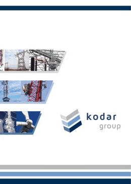 dalekovodi - Kodar Inženjering