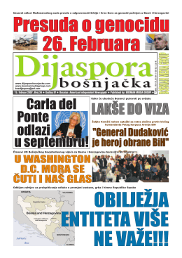 LAKŠE DO VIZA - Bosnian Media Group