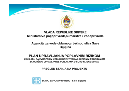 Преузми документ - International Sava River Basin Commission