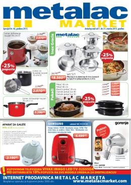 Metalac market katalog februar 2015