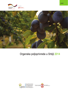 Organska poljoprivreda u Srbiji 2014.pdf