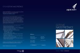 Katalog nadstrešnica