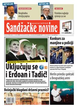 Sandžačke novine 151