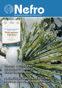 Nefro 29.pdf - Savez bubrežnih invalida Vojvodine