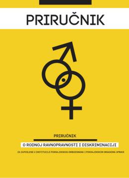 Priručnik - Rodna ravnopravnost i diskriminacija na