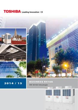 VRF SMMSi katalog 2014/15
