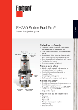FH230 Series Fuel Pro®